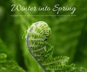 Winter into Spring