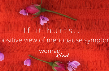 positive menopause symptoms