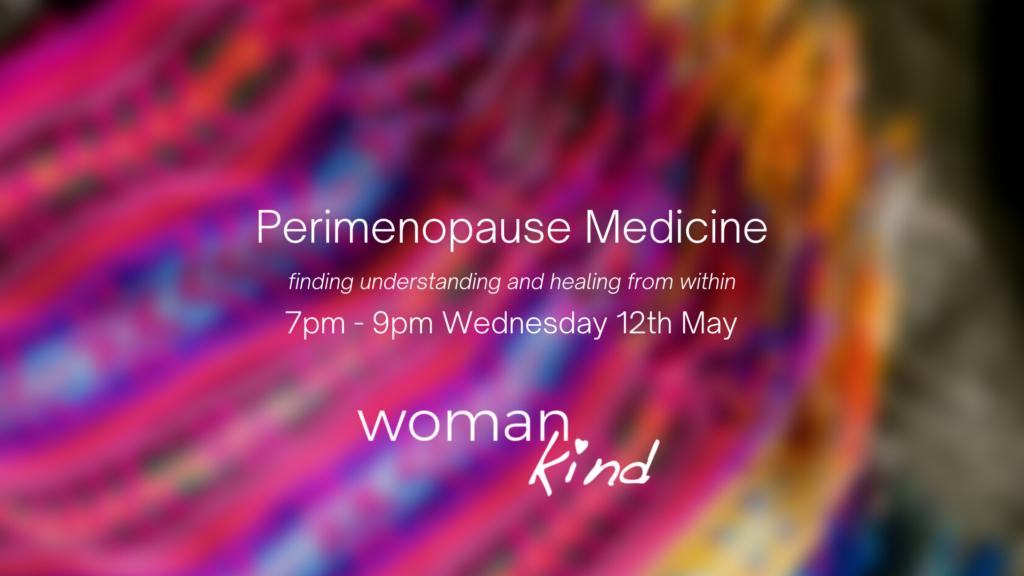Perimenopause Medicine